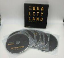 QualityLand 7 CDs (Deutsch) Audio-CD Hörbuch