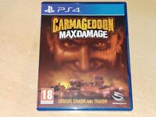 Carmageddon Max Damage PS4 Playstation 4 **FREE UK POSTAGE**