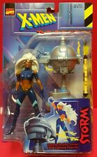 X-Men Robot Fighter Storm & Spinning Weather Station W/ Lightning Marvel Toy Biz