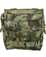 Tactical BTP MTP MOLLE Large UTILITY BELT POUCH Army Military Webbing