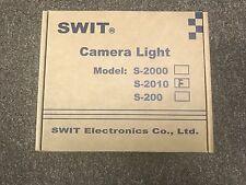 SWIT S-2010 LED Light for Sony