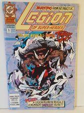 LEGION OF SUPERHEROES ANNUAL #3 1992 VF.NM