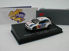 """Spark 87S138 - Volkswagen POLO R WRC Rallye Monte Carlo 2014 No.1 """" Ogier """" 1:87"""