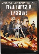 Dvd Final Fantasy XV - Kingsglaive (2016) Usato