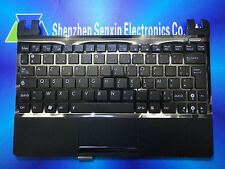 New FR French version keyboard For ASUS Eee PC X101H X101CH black with frame