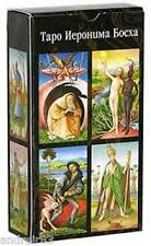 Tarot Cards of Hieronymus Bosch 78 cards + instruction Taro TC75