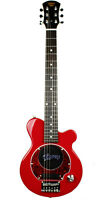 Pignose PGG200 Travel Guitar - Mini Electric Guitar with built in Amp
