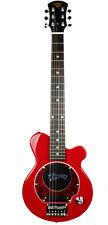 Pignose PGG200 Travel Guitar - Mini Electric Guitar with built in Amp