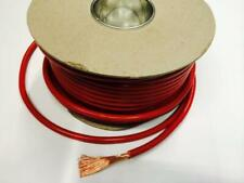 1M Red Single Core Cable 60 Amp For Circuit Boards Fix Repair