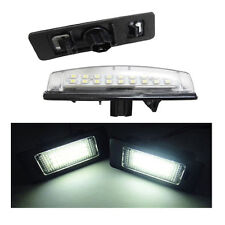 18 SMD TOYOTA YARIS 1999 - 2006 NUMBER PLATE LED UNITS 1 X PAIR 6000K