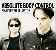 ABSOLUTE BODY CONTROL Shattered Illusion - CD - Digipak