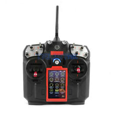 Flysky FS-I8 2.4G 8CH RC Transmitter with IA6B RX for RC Drone Helicopter.