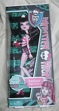 Monster High Skull Shores DracuLaura Doll MIB BRAND NEW