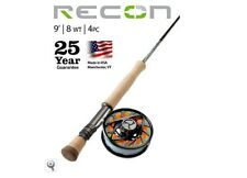 NEW 2020 ORVIS RECON 908-4 9' FOOT #8 WEIGHT 4 PIECE FLY ROD - FREE U.S. SHIP
