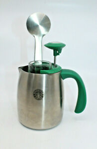 Starbucks Coffee Double Espresso Accessory Set Stainless Steel Thermometer 2006