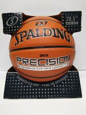 Spalding Precision Indoor Basketball NBA 28.5 Mid Size Youth FREE SHIPPING