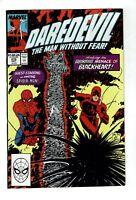 Daredevil #270, VF- 7.5, 1st Appearance Blackheart; Spider-Man