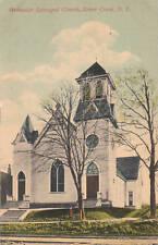 D5103 NY, Silver Creek M.E. Church Postcard