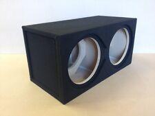 "Custom Sealed Sub Box Subwoofer Enclosure for 2 12"" JL Audio 12W7 12W7AE-3 Subs"