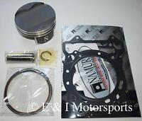 2000 2001 Honda Foreman 450 S TRX450S Top End Rebuild Kit Piston Gaskets 90mm