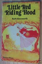 LITTLE RED RIDING HOOD Ruth Ainsworth BANNER PRESS 1979