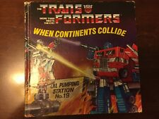 Classic Transformers More than Meets the Eye Book