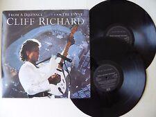 Cliff Richard - From A Distance ...The Event Double Vinyl LP EMI CRTV 31
