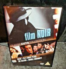 Film Noir Classic Cuts Collection (DVD, 4-Discs)