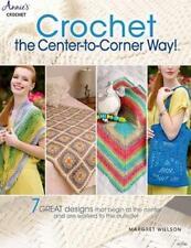 📙 Crochet Book Crochet the Center to Corner Way