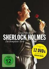 Sherlock Holmes - Die komplette Serie (2012) - 12 DVDs - NEU in Folie