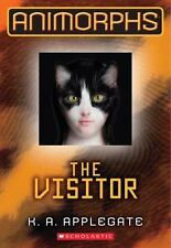 Animorphs The Visitor by K. A. Applegate Book 2