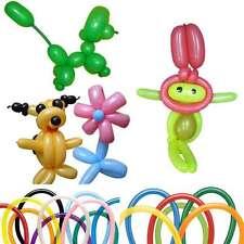 200pcs Birth Party Wedding Magic Long twist Latex Balloon Children Toys Hotsale