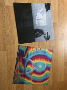 JOHN FOXX & STEVE D'AGOSTINO - EVIDENCE OF TIME TRAVEL VINYL LP