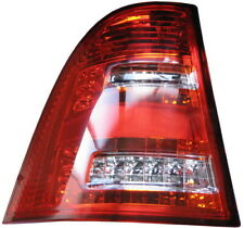 Clear & Red LED Tail lights for Mercedes-Benz ML-Class W163