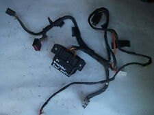 1999-2003 FORD WINDSTAR REAR HEATER BOX WIRING CONNECTOR  HARNESS WITH RELAY BOX