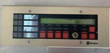 SIMPLEX 4603-9101 - REMOTE LCD ANNUNCIATOR WITH BEIGE TRIM