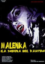 MALENKA LA SOBRINA DEL VAMPIRO (DVD PRECINTADO IMPORTACIÓN) TERROR DE CULTO