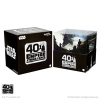 Mattel Hot Wheels Star Wars Empire Strikes Back 40th X-Wing on Dagobah SDCC 2020