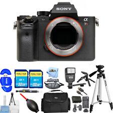 Sony Alpha a7R II Mirrorless Digital Camera (Body Only)!! PRO BUNDLE BRAND NEW!!