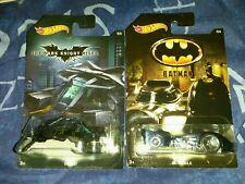 Hotwheels matchbox batman classic tv batmobile sieres kids toy collectors model