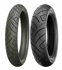 New Shinko 90/90-21 & 170/80-15 777 Tire Set For 10-14 Honda VT1300CS/CSA Sabre