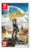 The Outer Worlds For Nintendo Switch (New & Sealed)