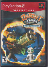 Ratchet & Clank: Going Commando Greatest Hits (Sony PlayStation 2, 2003) ~ Used