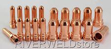20pcs Cebora PROF 90 120 &150 Plasma Consumables Plasma Cutter Ref:C1517+C1369