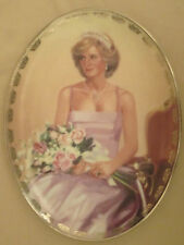 PRINCESS DIANA Collector Plate #7 PRINCESS OF COMPASSION Queen of Our Hearts