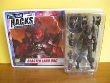 "2017 Boss Fight Studios Vitruvian Hacks 4"" Fantasy S2 NYCC Blasted Land Orc"