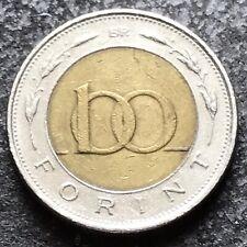 100 fiorini 1998 BP Ungheria 🇭 🇺 km # 721