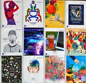 115 Issues of The Psychologist Magazine from March 2011 to December 2020