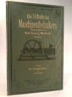 Die Schule des Maschinentechnikers  -   8. Band: Die Festigkeitslehre Weitzel, K