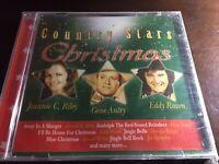 CHRISTMAS-COUNTRY STARS CHRISTMAS (CD) New